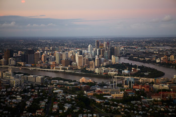 brisbane-city-river