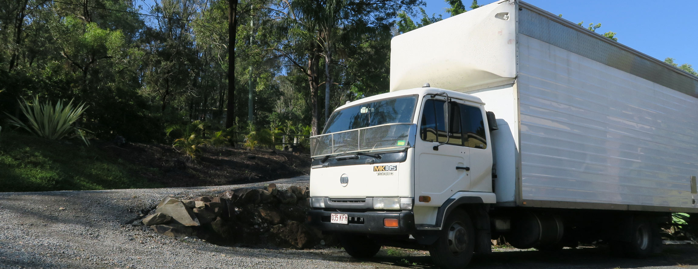 QLD Removal Truck